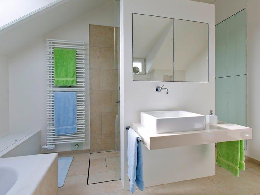 Soluzioni per bagni di piccole dimensioni Arredo bagno completo - baqua