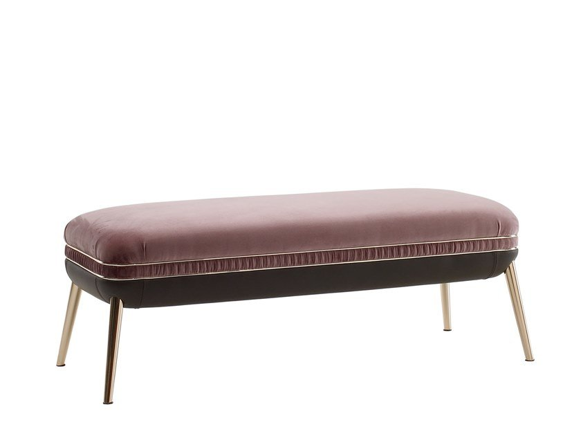 Upholstered bench GILDA | Upholstered bench by VOLPI