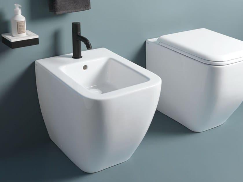 Ceramic bidet SHUI COMFORT | Bidet by Ceramica Cielo