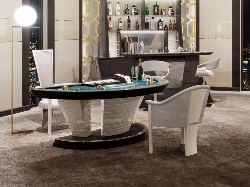 Game table BlackJack Table by Vismara Design