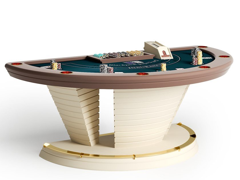Spieltisch BlackJack Table By Vismara Design