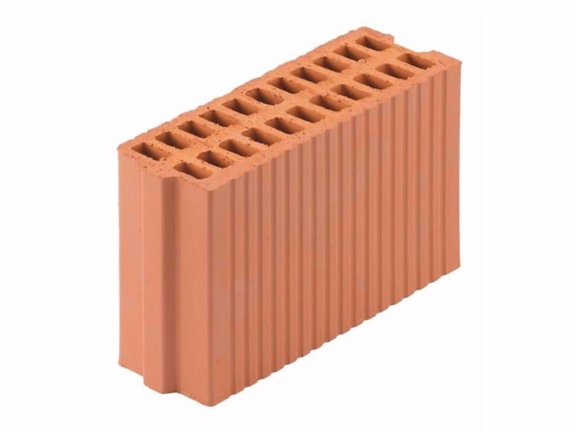 Clay building block Block 10-29/19 by Wienerberger