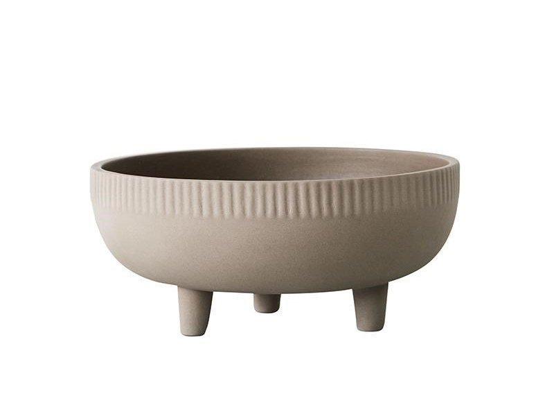 Coppa in terracotta BOWL - MEDIUM by Kristina Dam Studio