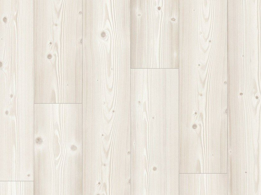 Laminate flooring BRUSHED WHITE PINE Modern Plank Collection By Pergo