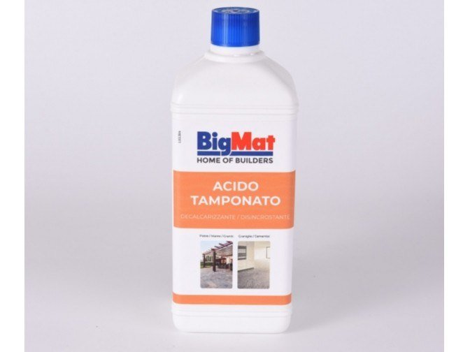 Acido ad azione controllata Acido tamponato by BigMat