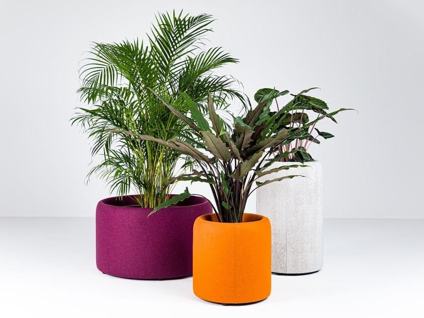 Recycled PET vase BuzziPlanter by BuzziSpace