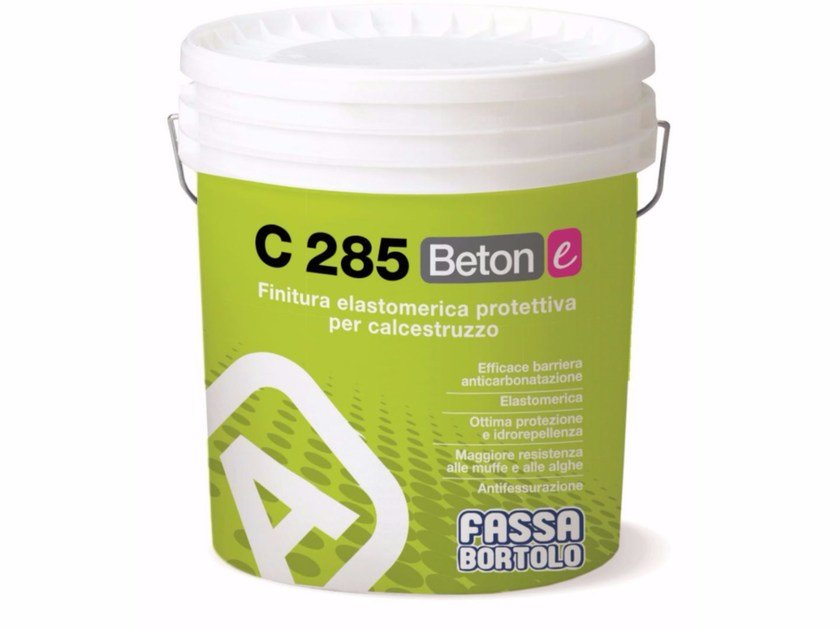 Surface protector for concrete C 285 BETON-E by FASSA