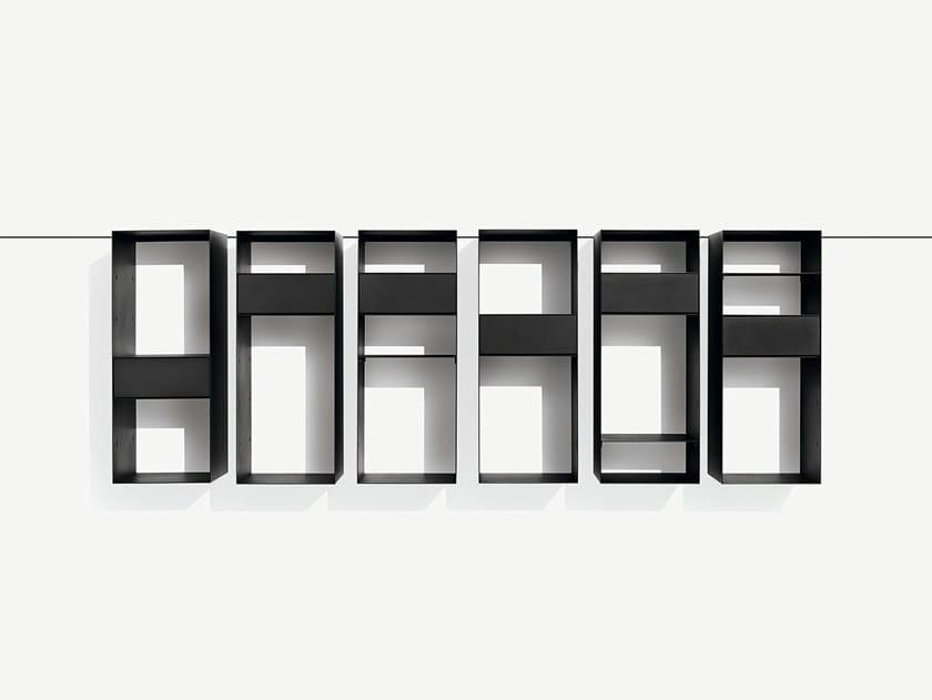 Pensili In Metallo.Pensile Verticale In Metallo C O P By Ma U Studio Design