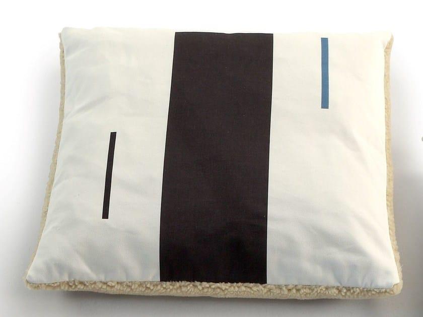 Square fabric cushion C1-C4 by Sancal