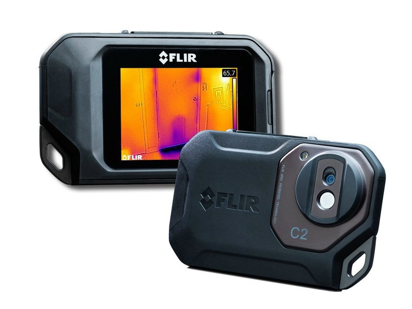 Compact Thermal Imaging System FLIR C2 by FLIR Systems