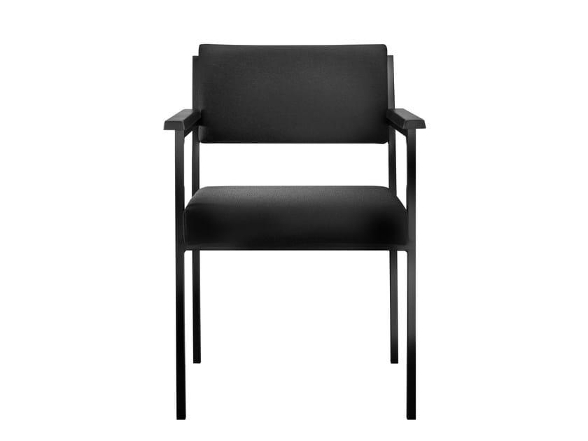 Malscher Sitzmöbel chair with armrests c3030 by msm