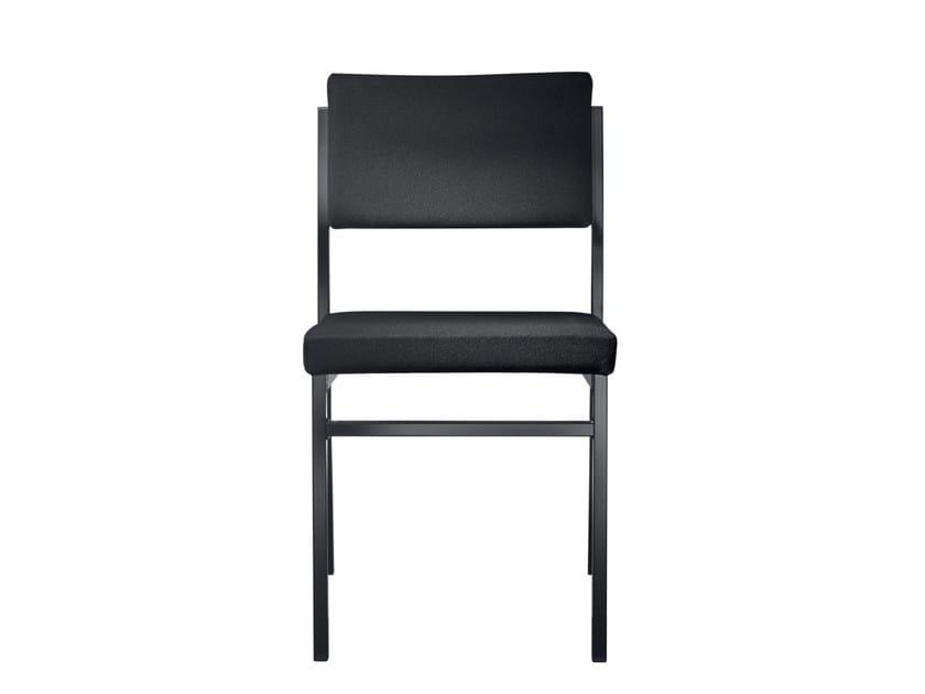 Malscher Sitzmöbel stackable fabric chair c3060 by msm