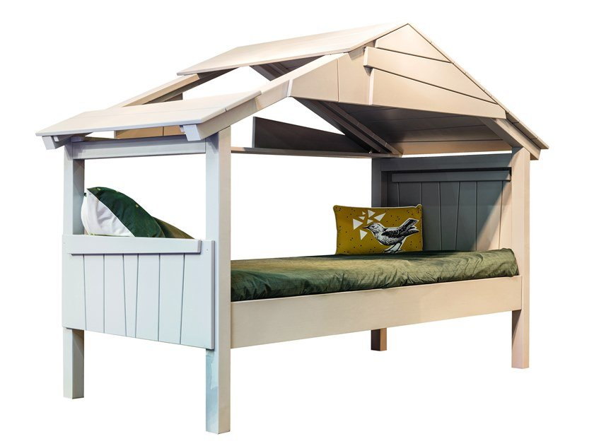 MDF bed CABANE STAR by Mathy by Bols