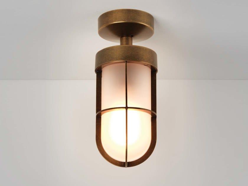 Lampada da soffitto per esterno in zinco con dimmer CABIN | Lampada da soffitto per esterno by Astro Lighting