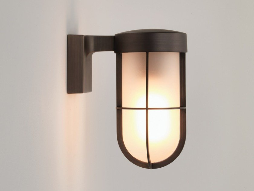 Direct light satin glass wall lamp CABIN | Satin glass wall lamp by Astro Lighting