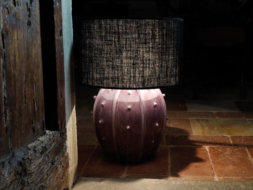 Diretta Cerasarda Luce Indiretta Tavolo E Da CactusLampada Ceramica In A 35RAcqL4j