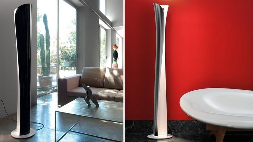 Cadmo floor lamp cadmo collection by artemide design karim rashid aloadofball Image collections