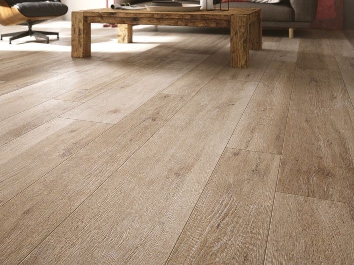 Porcelain stoneware wall/floor tiles with wood effect CADORE - BAITA by COTTO D'ESTE