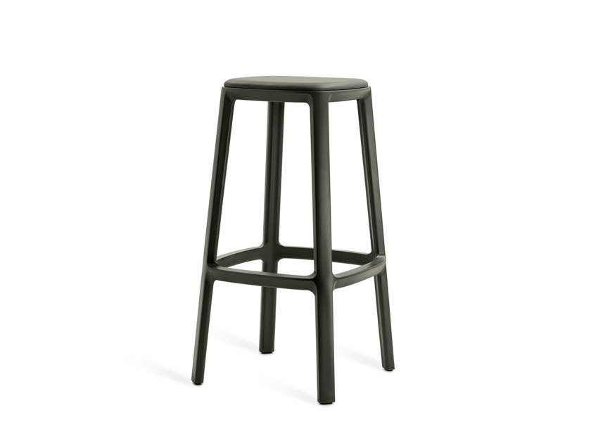 Admirable Cadrea High Stool Cadrea Collection By Toou Design Gmtry Best Dining Table And Chair Ideas Images Gmtryco