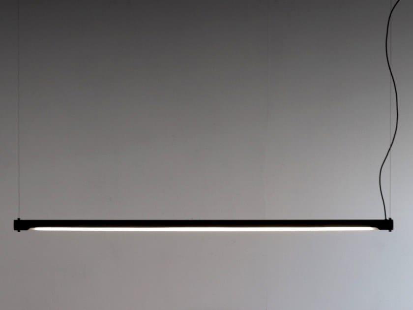 Aluminium pendant lamp CALABRONE | Pendant lamp by Martinelli Luce