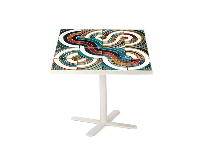 Dinner table CALDAS | Square table by Mambo Unlimited Ideas