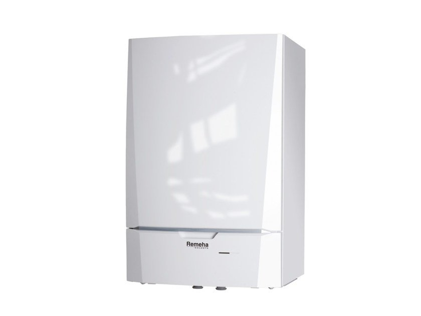 Wall-mounted condensation boiler REMEHA CALENTA 25L by REVIS