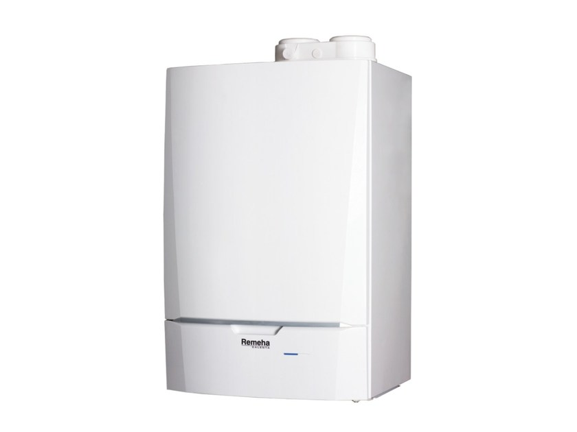 Wall-mounted condensation boiler REMEHA CALENTA by REVIS