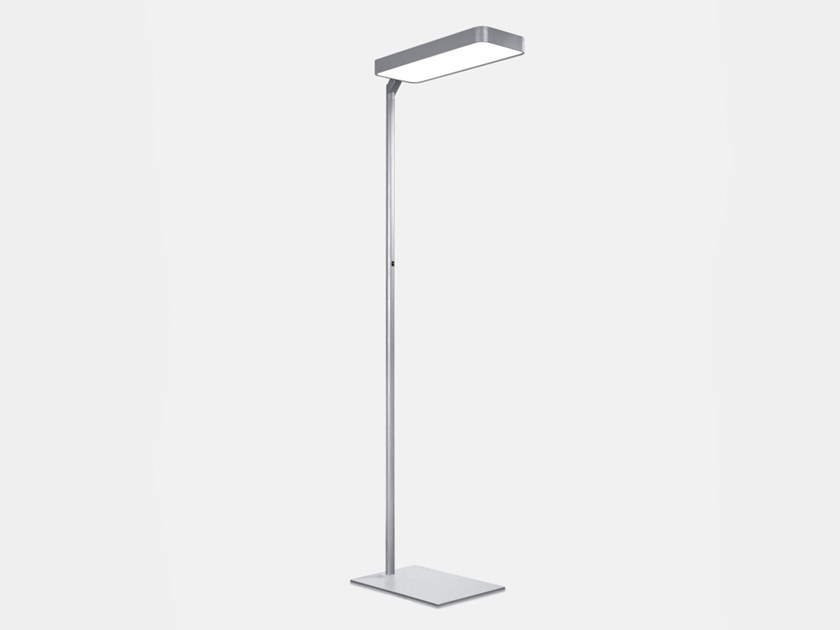 LED adjustable floor lamp CALEO FLOOR S1 by Lightnet