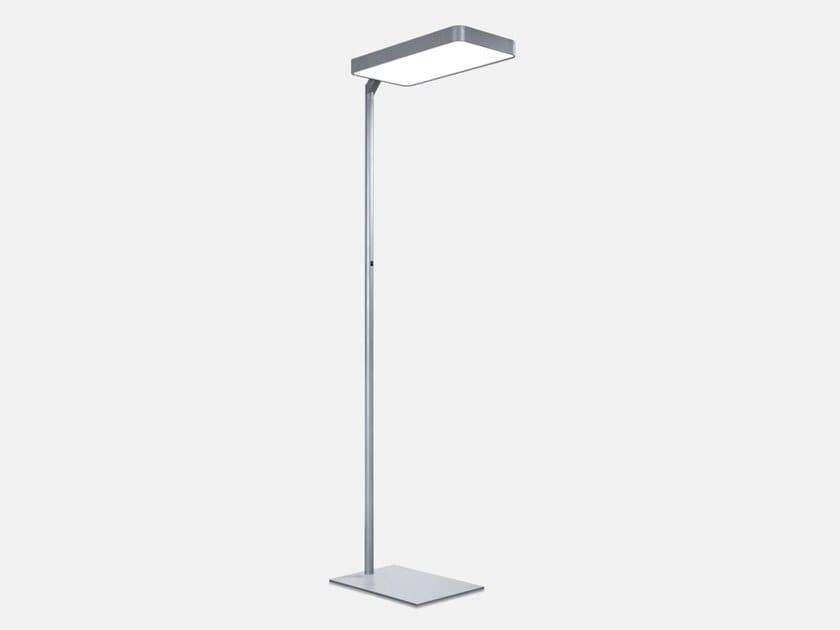 LED adjustable floor lamp CALEO FLOOR S2 by Lightnet