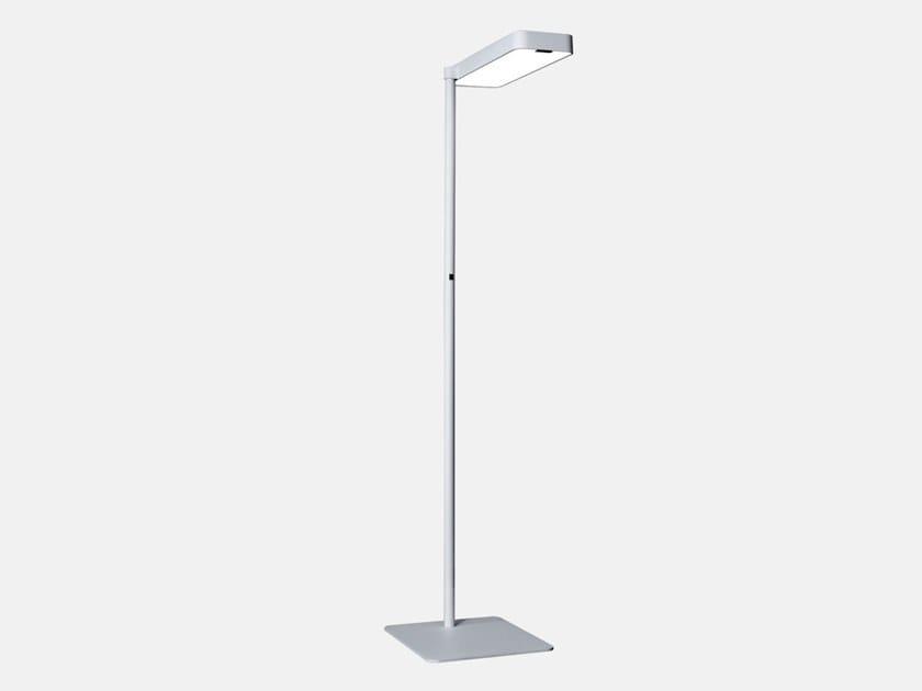 LED adjustable floor lamp CALEO FLOOR S3 by Lightnet