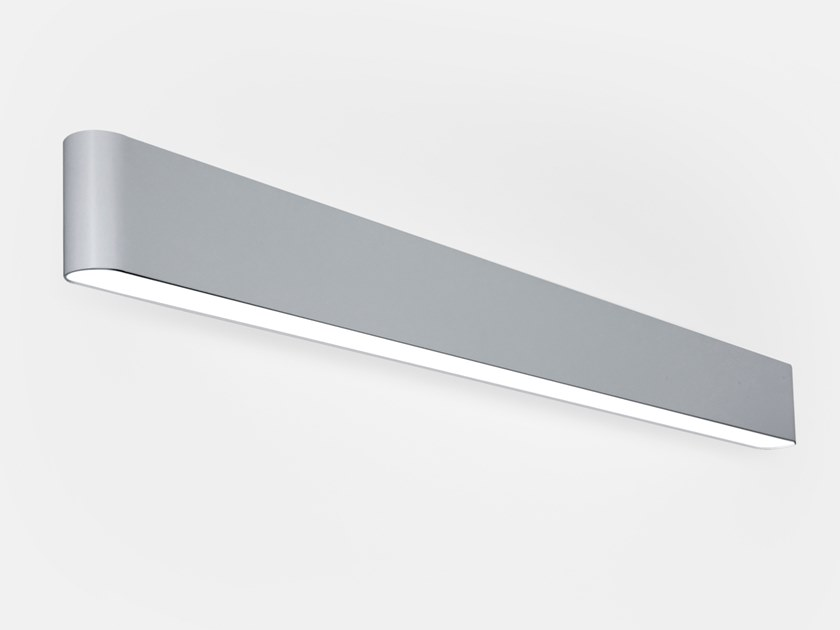 LED wall lamp CALEO LINEAR WALL W4 by Lightnet