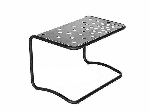 Aluminium side table CALIFORNIA by Inday