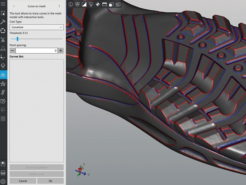 Seamless Scan to CAD Software Solution CAM2 RevEng by CAM2 - Gruppo FARO