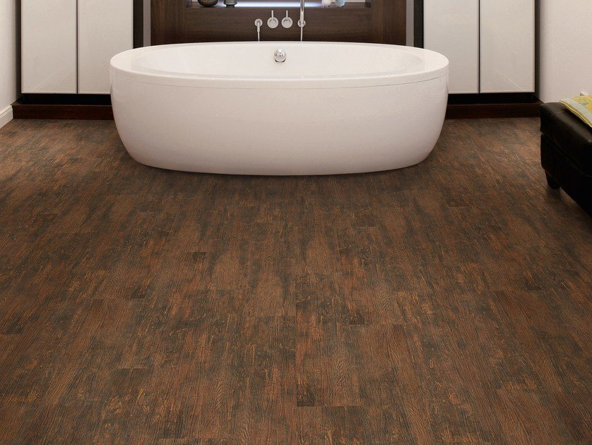 Vinyl Floor Tiles With Wood Effect Camaro Wood By Liuni
