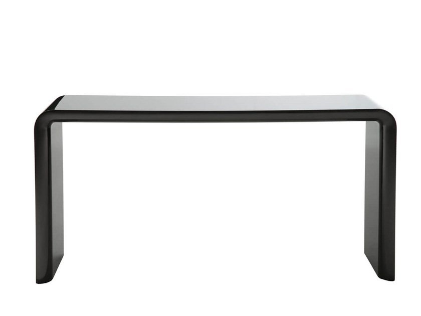 Lacquered rectangular console table CAMBRIDGE by HC28