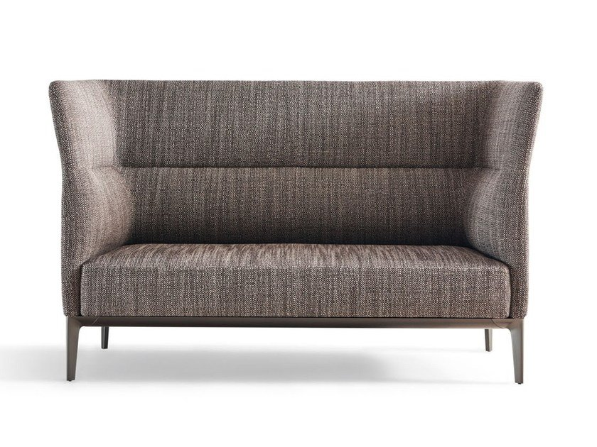 2 seater high-back sofa CAMDEN by Molteni&C