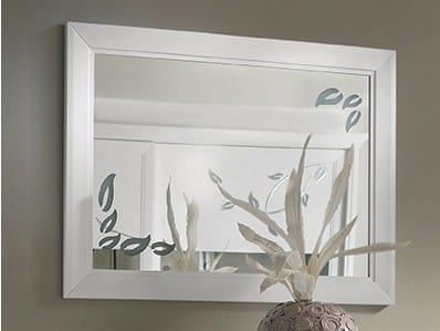 Specchio a parete con cornice CAMELIA | Specchio by Arvestyle