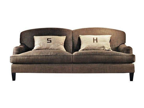 2 seater fabric sofa CAMILLO | Sofa by SOFTHOUSE