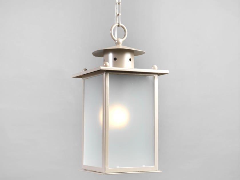 Lampada a sospensione per esterno in ferro CAMINO | Lampada a sospensione per esterno by OFFICINACIANI