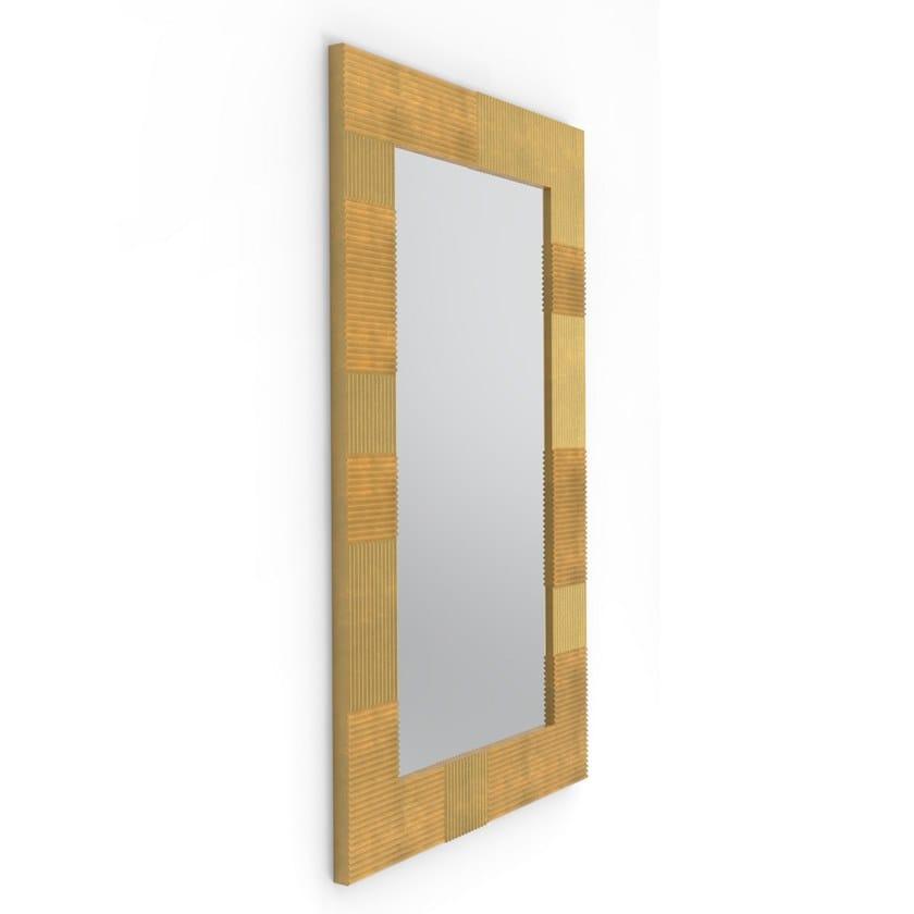 CAMPI | Specchio rettangolare LBD196G