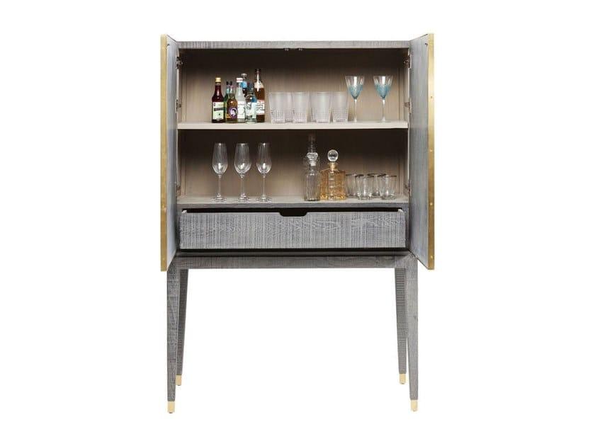 Oak bar cabinet CAMPS BAY | Bar cabinet by KARE-DESIGN