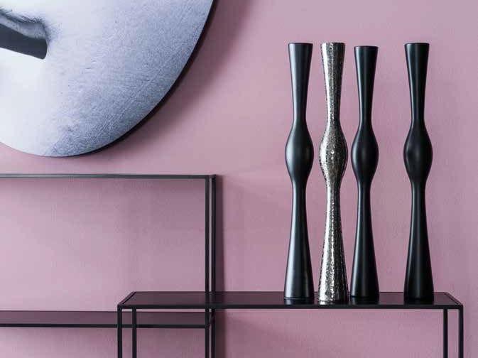 Ceramic vase CANALETTO by Adriani e Rossi edizioni