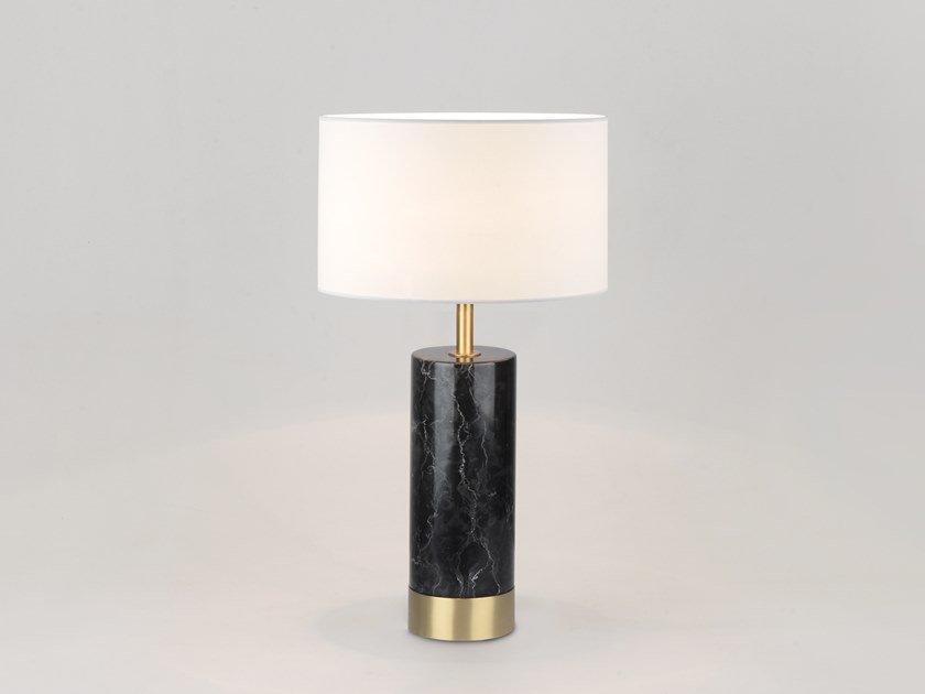 Marble table lamp CAND | Table lamp by Aromas del Campo
