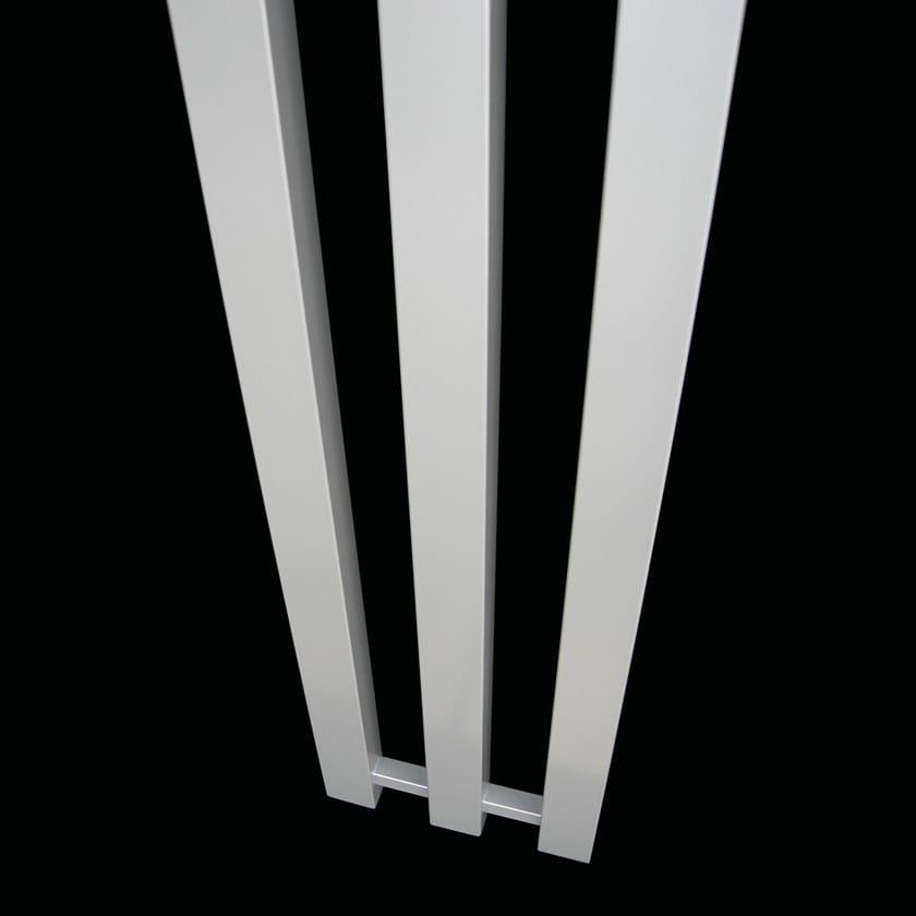 CANDELA   Scaldasalviette verticale