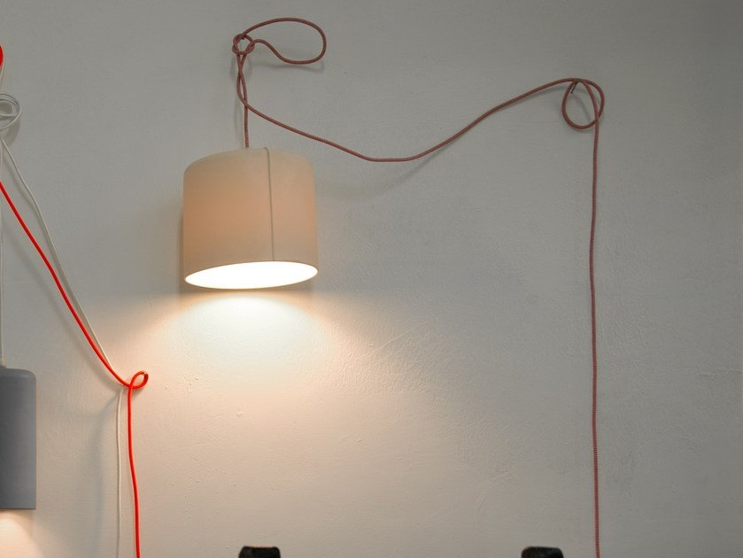 Wall lamp CANDLE 2 | Wall lamp by In-es.artdesign
