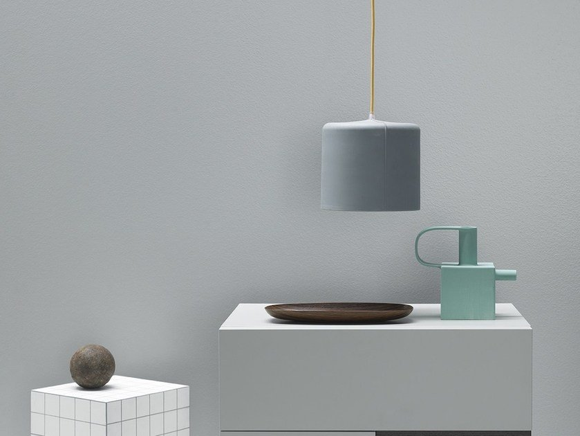 Laprene® pendant lamp CANDLE 2 | Pendant lamp by In-es.artdesign