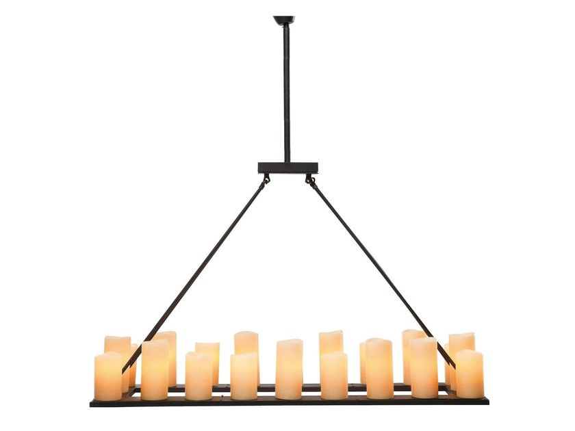 LED pendant lamp CANDLE LIGHT 20-LITE by KARE-DESIGN