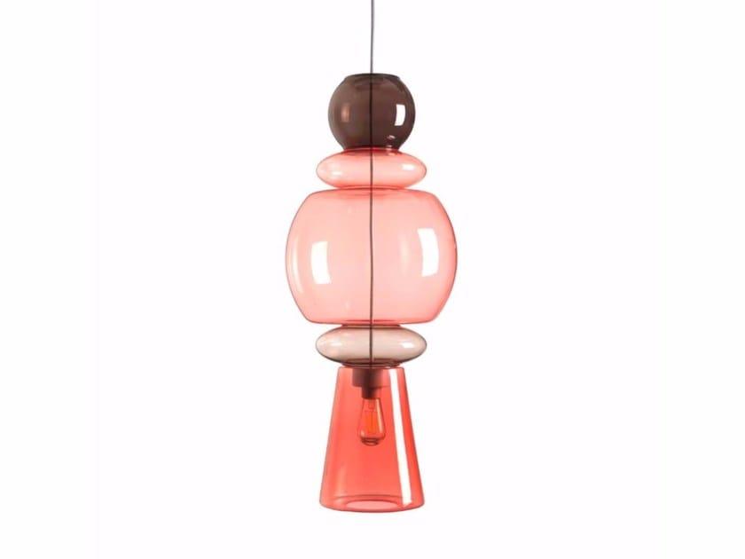 LED pendant lamp CANDYOFNIE 5 by Fatboy