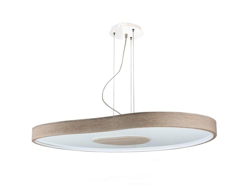 Pendant lamp CANEL by Brossier Saderne