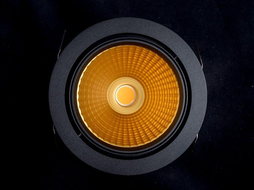 LED round recessed spotlight CANNON MINI by ZUMI